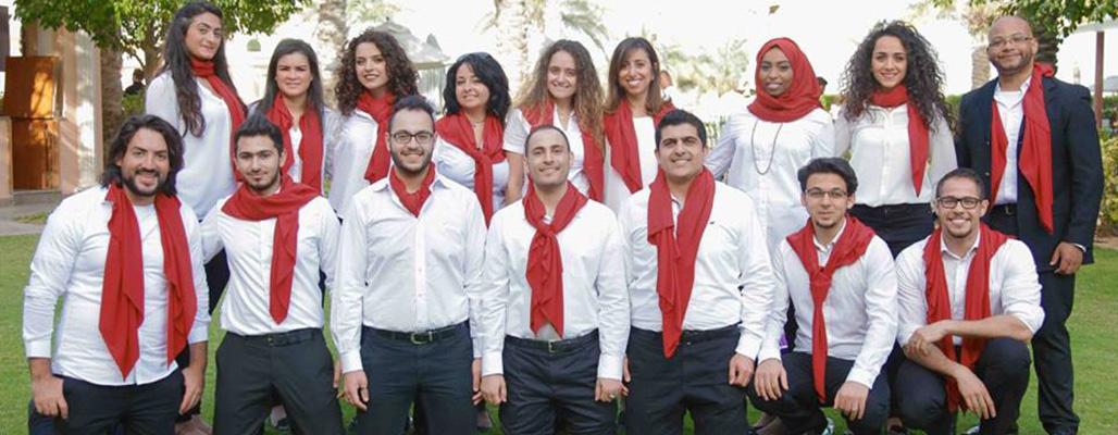 AUS Alumni Nassim Al Saba Choir - Sharjah, UAE
