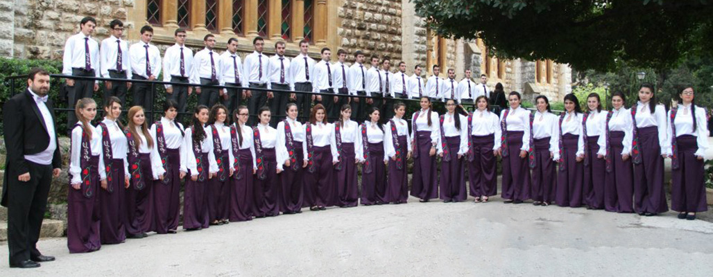 AYC Choir - Beirut, Lebanon