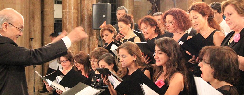 A Cœur Joie Choir - Beirut, Lebanon