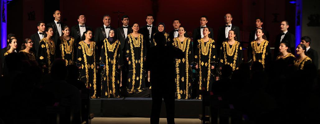 Fayha Choir - Tripoli, Lebanon