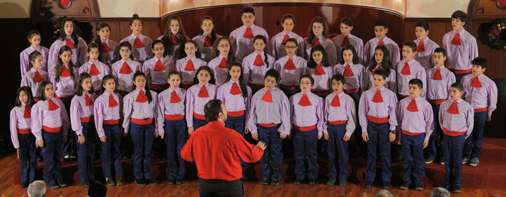 Gargatch Children Choir - Beirut, Lebanon
