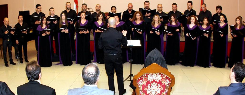 Kousan Chamber Choir - Beirut, Lebanon