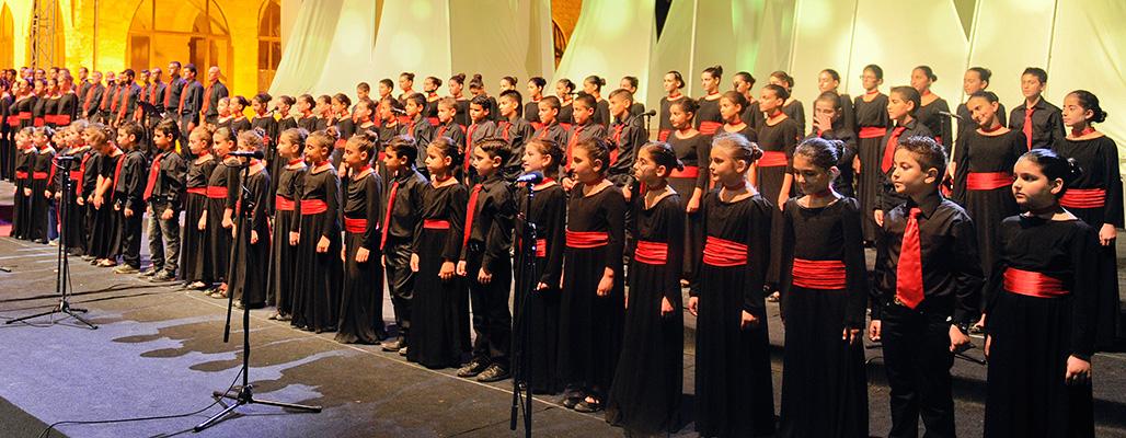 Saint Rafqa Children's Choir