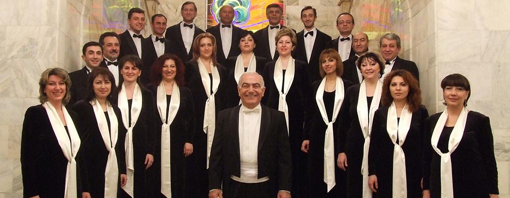 Yerevan Chamber Choir - Yerevan, Armenia