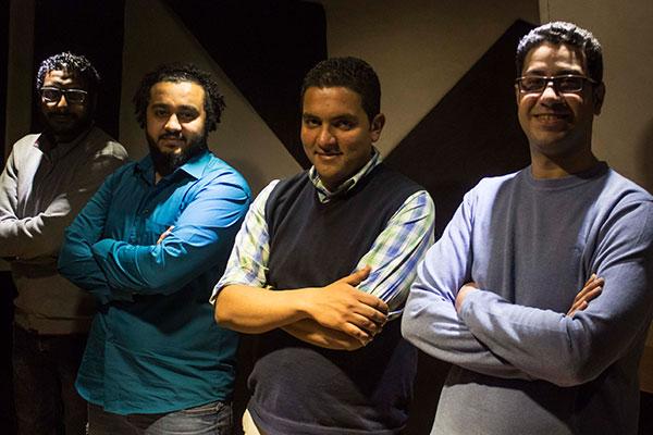 Bass Jahar Vocal Ensemble