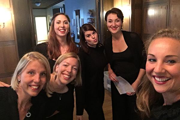Connected Vocal Ensemble