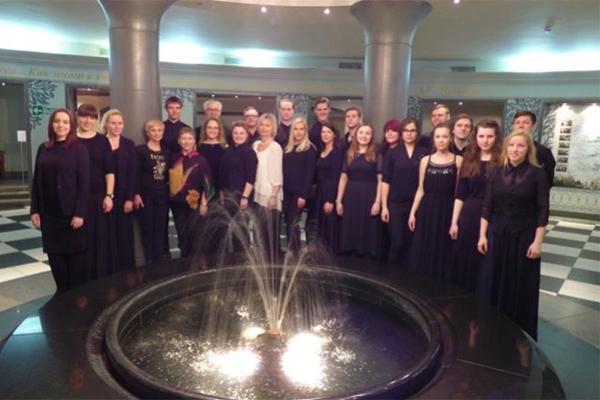 Tallin University Choir